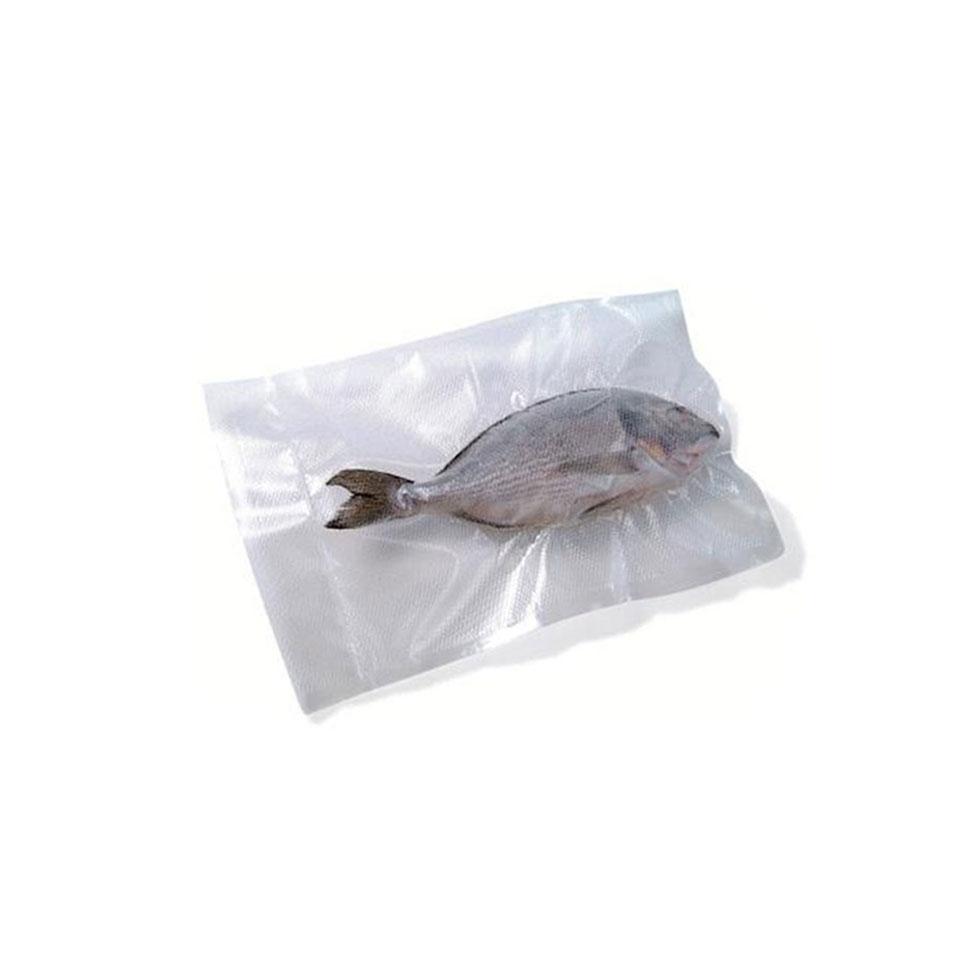 Sacchetti sottovuoto Diamond in plastica goffrata trasparente