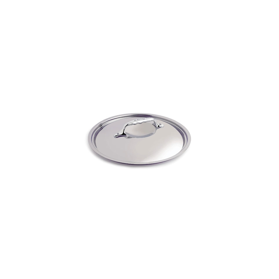 Coperchio bombato Affinity De Buyer in acciaio inox cm 9
