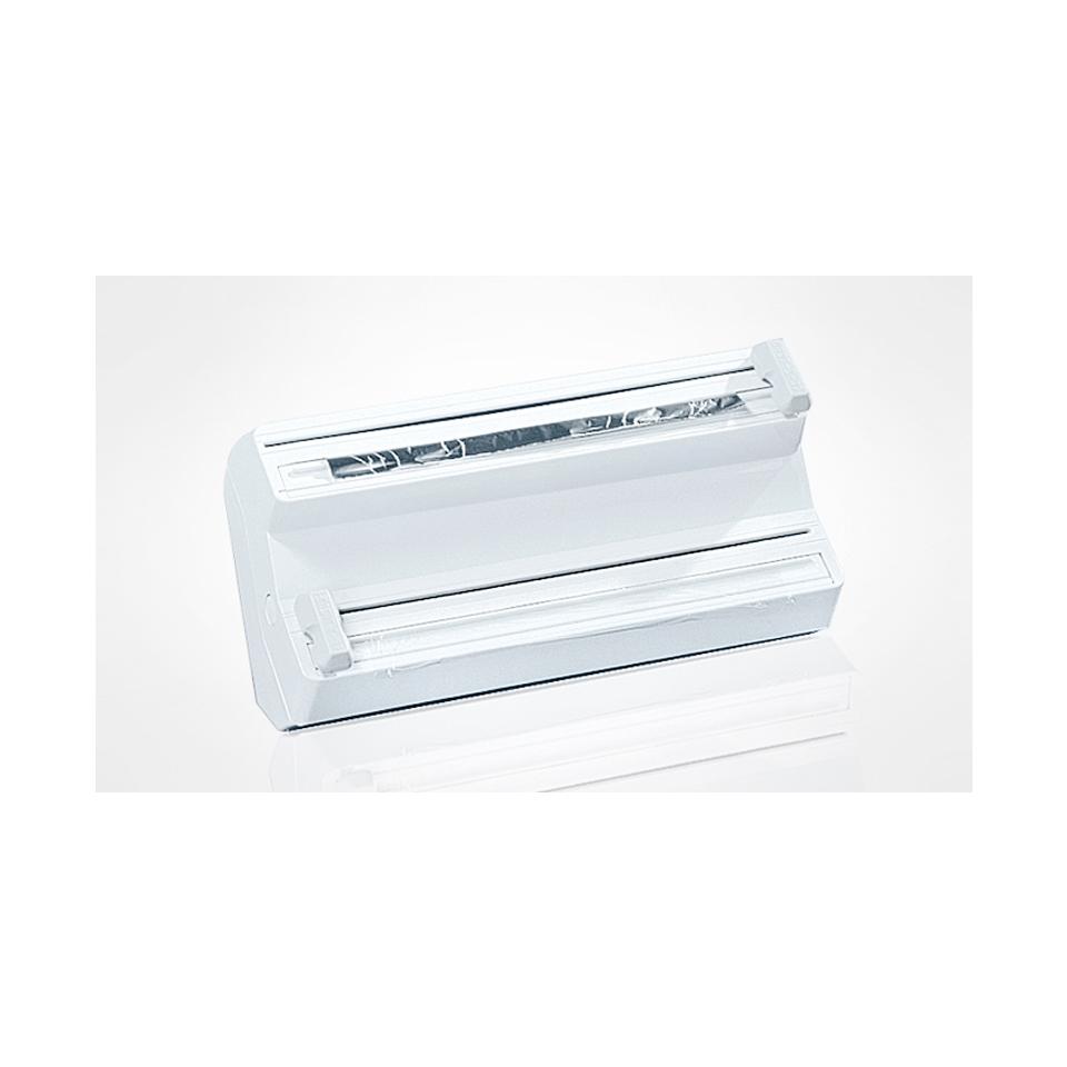 -2- Dispenser per pellicola trasparente