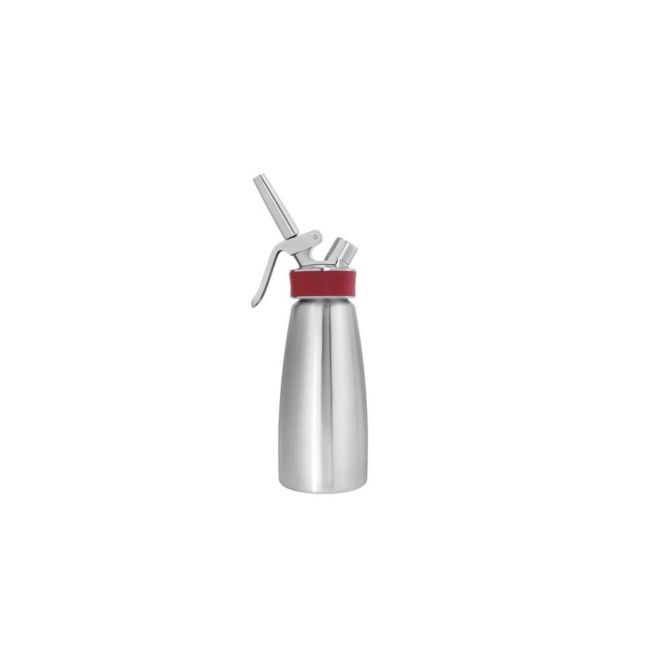 Sifone Gourmet Whip Plus iSi acciaio inox 500ml