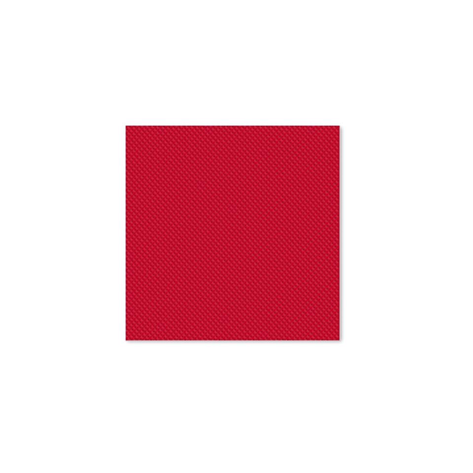 Tovaglioli 2 veli in cellulosa rossa con trama micropuntata cm 38x38