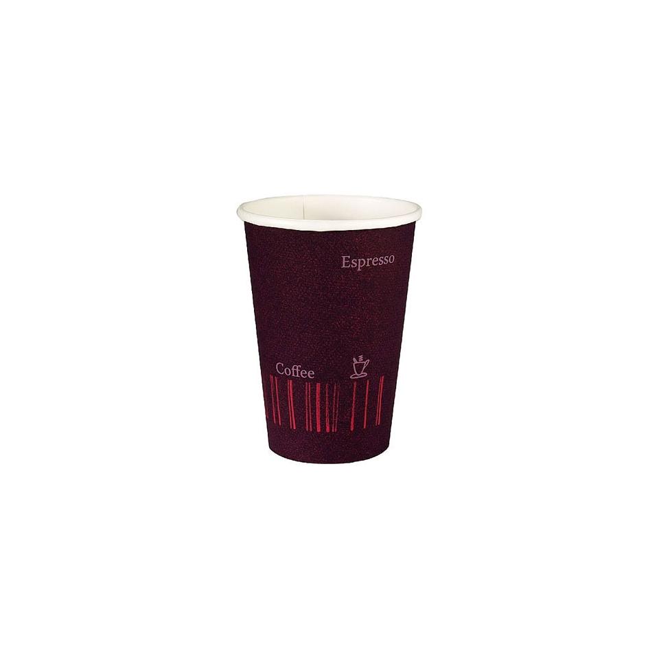 Bicchiere caffè Coffee Quick Duni in cartone viola