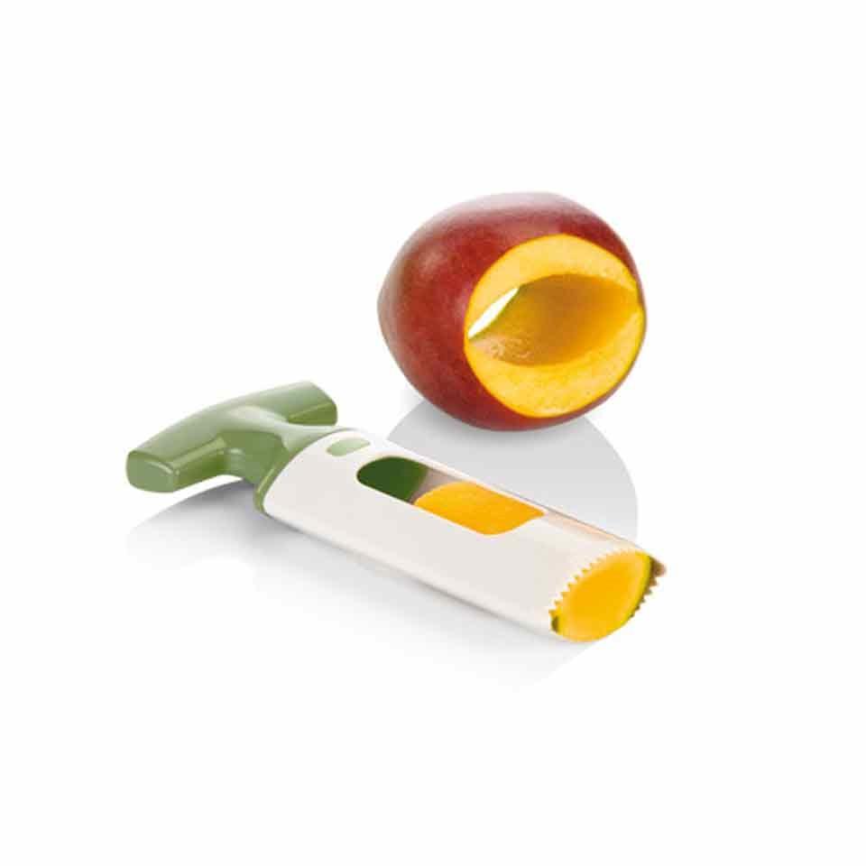 Snocciola mango in plastica resistente