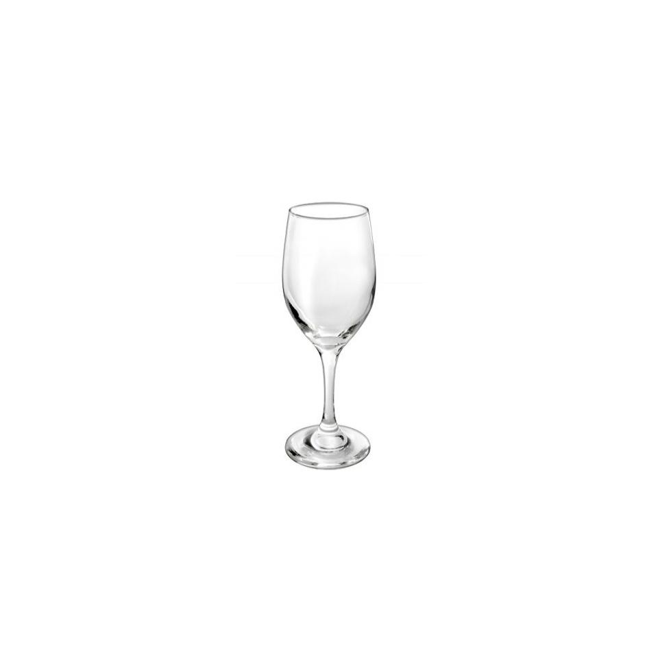 Calice vino Ducale Borgonovo in vetro cl 21