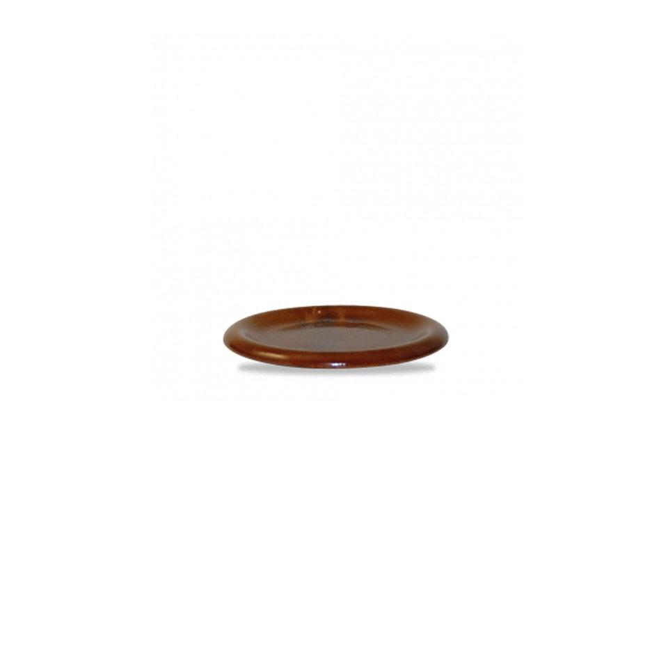 Coperchio/piatto Bit on the Side Churchill in ceramica vetrificata cm 14,6