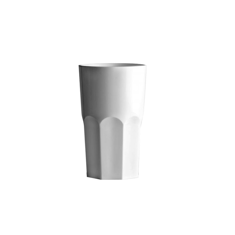 Bicchiere policarbonato Granity trasparente 1,8 lt
