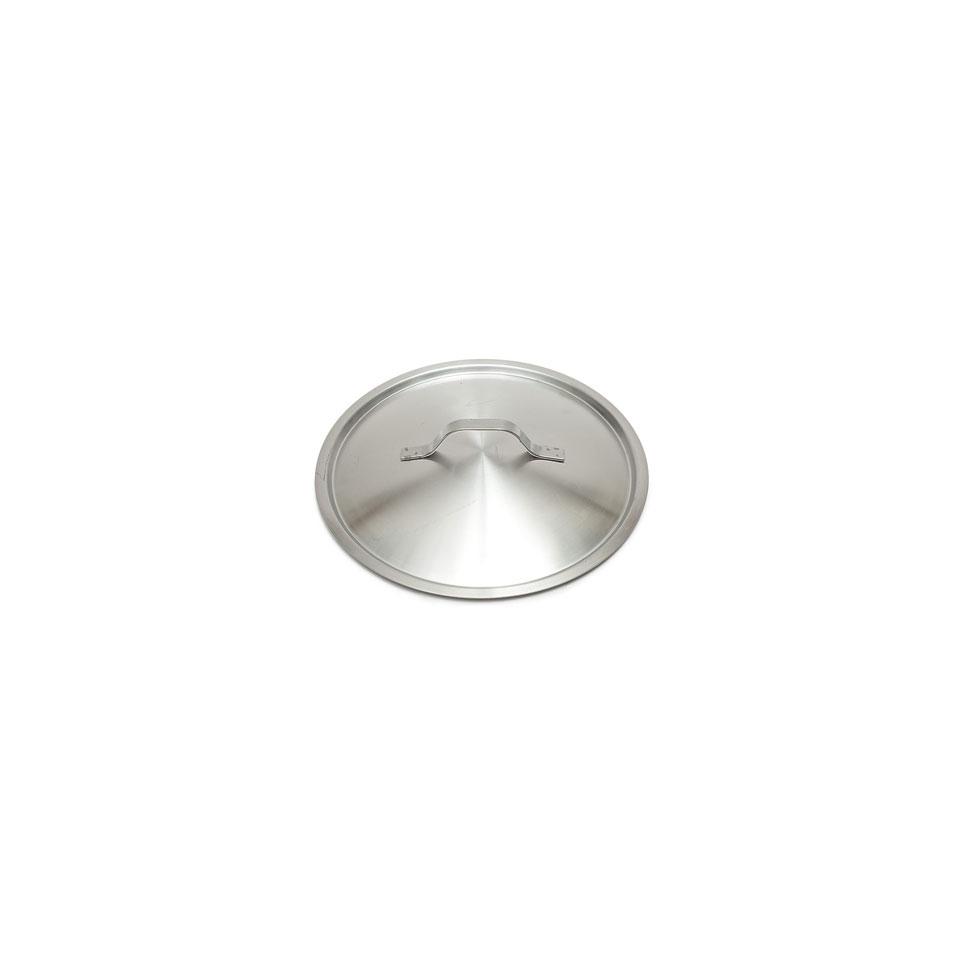 Coperchio piatto leggero in acciaio inox