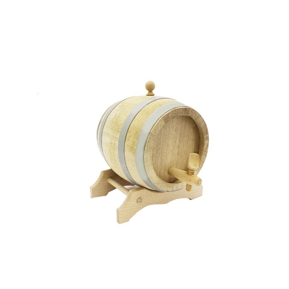Botticella in legno di quercia lt 1