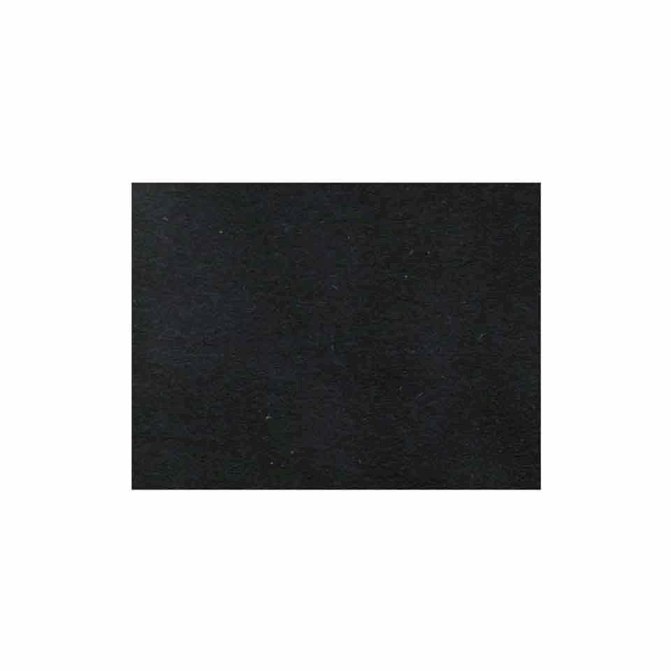 Tovaglietta in carta paglia nera cm 30 x 40