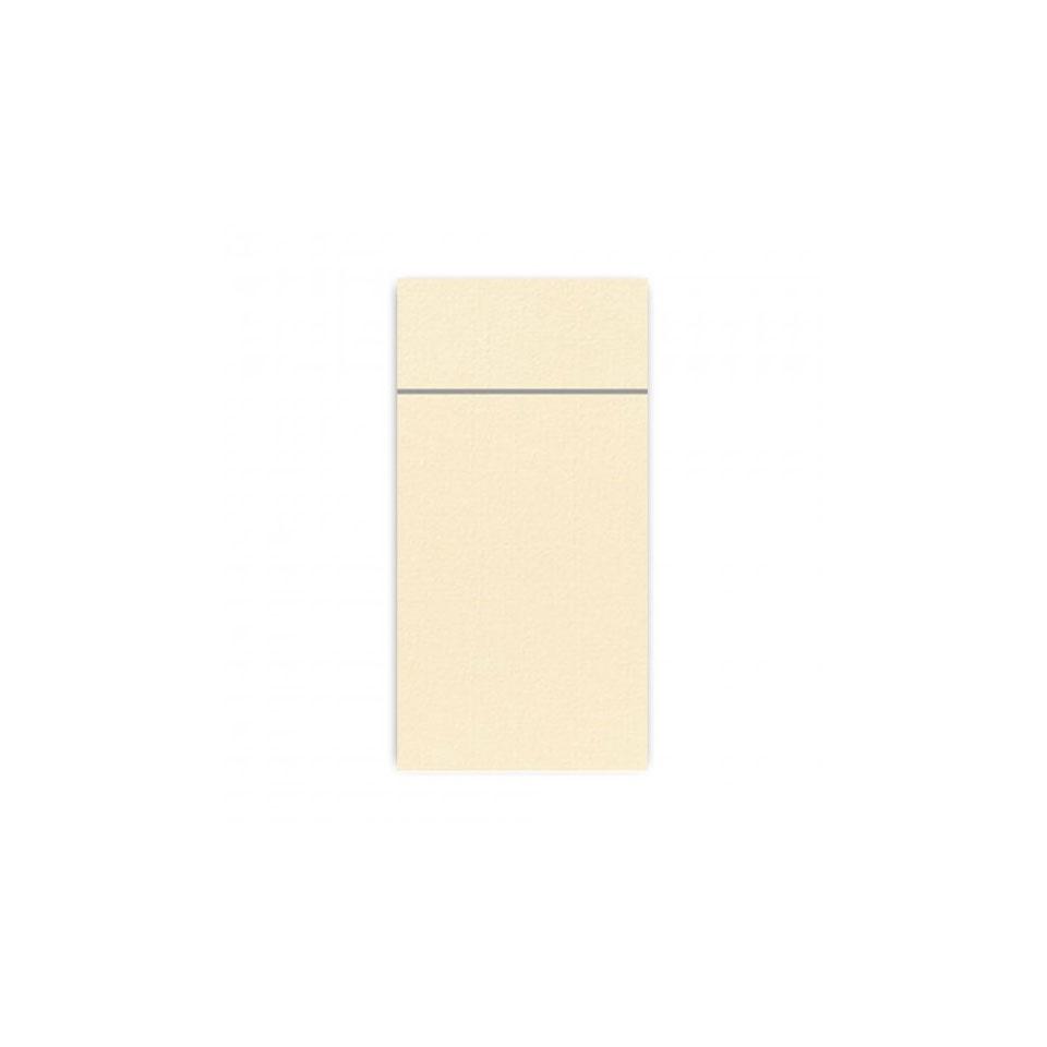 Tovagliolo portaposate Slim Duni in carta Dunisoft cm 40x33