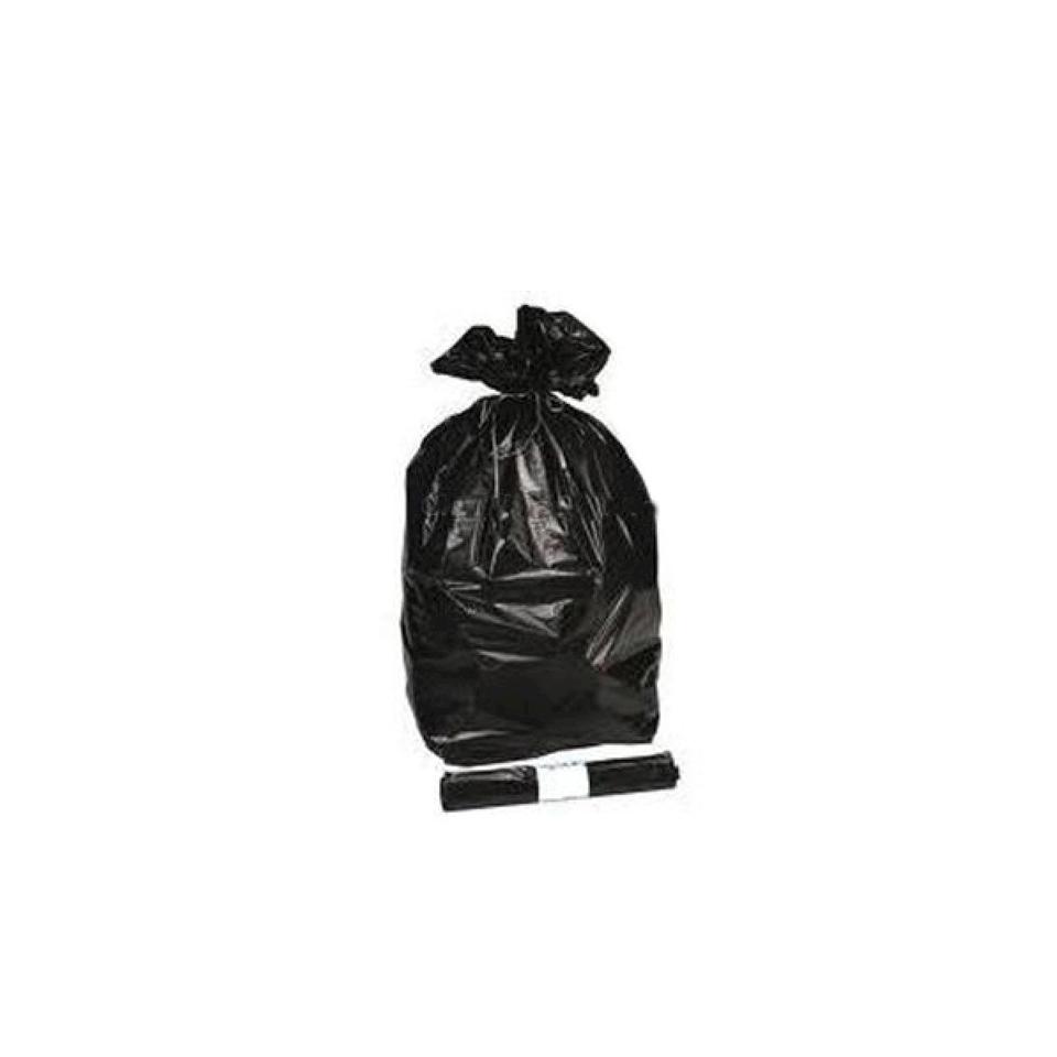 Sacco immondizia ristorazione nero cm 85x110