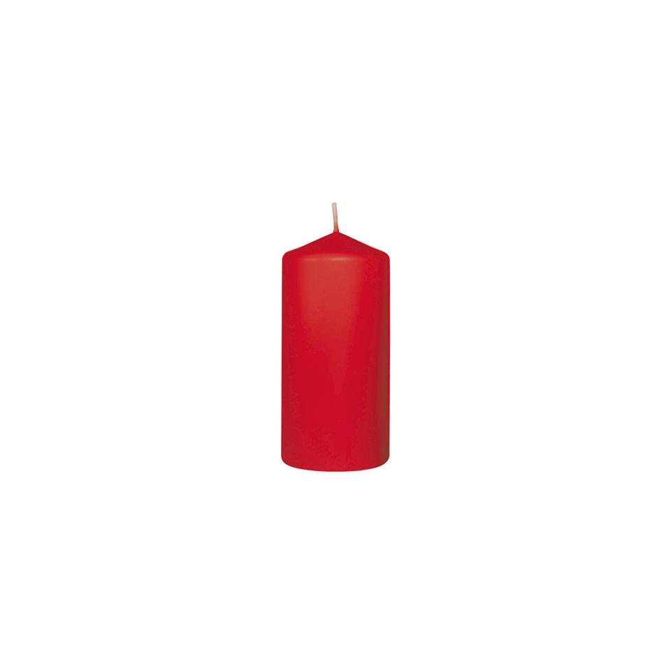 Candele Duni Pillar 10 pezzi cm 10x5