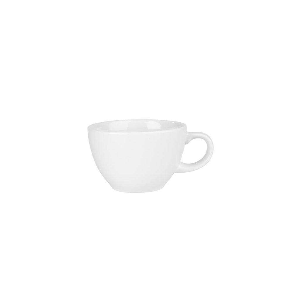 Tazza the Linea Profile Churchill in ceramica vetrificata bianca cl 22,7