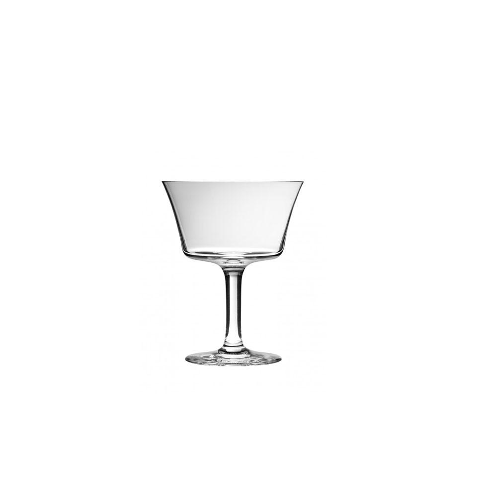 Coppa Retro Fizz Urban Bar in vetro cl 20