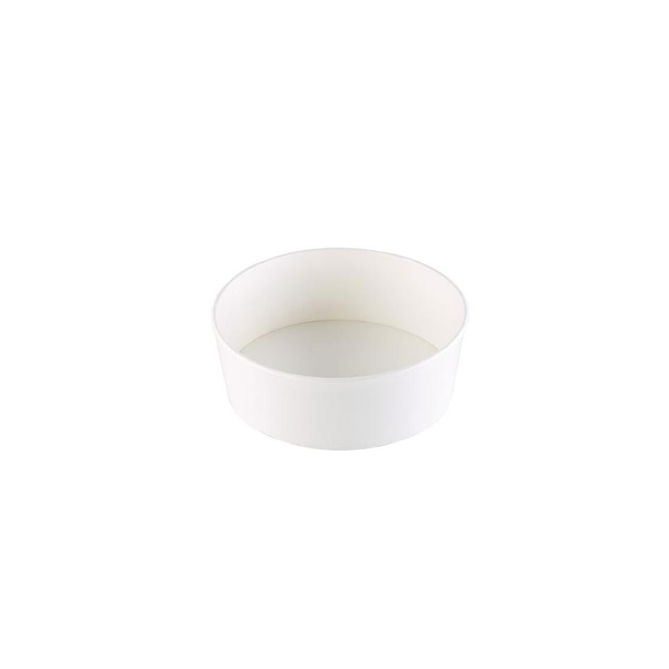 Coppetta insalata Duni in cartone bianco