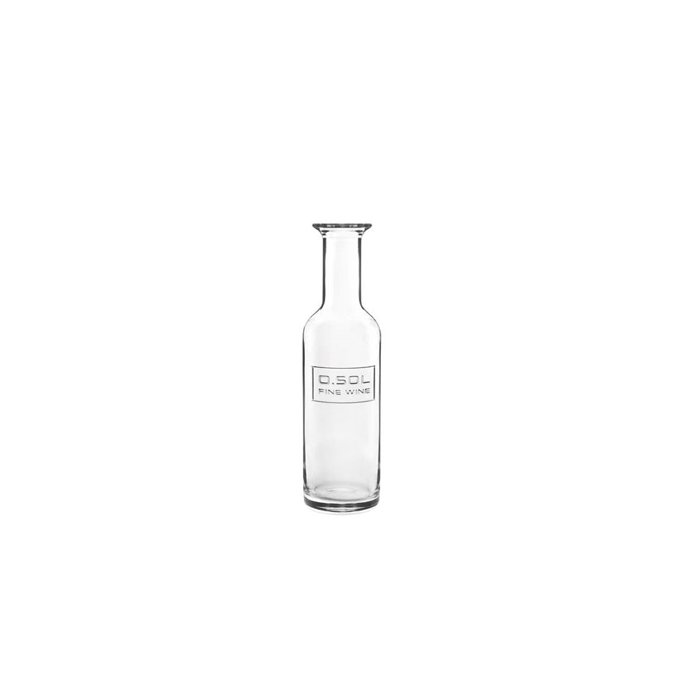 Bottiglia vino Fine Wine Optima Bormioli Luigi in vetro