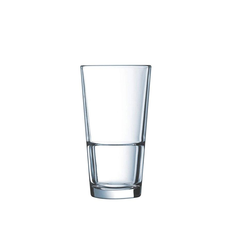 Bicchieri impilabili Stack Up in vetro