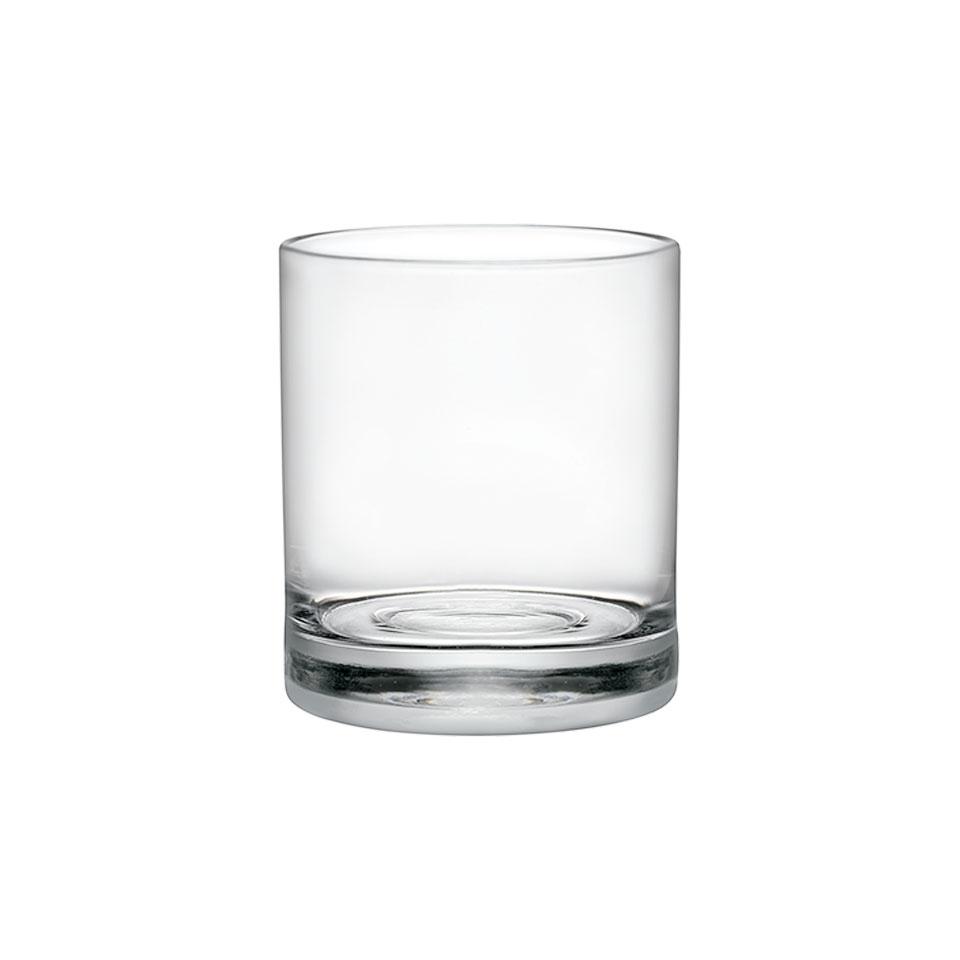 Bicchiere basso Cortina Bormioli Rocco in vetro