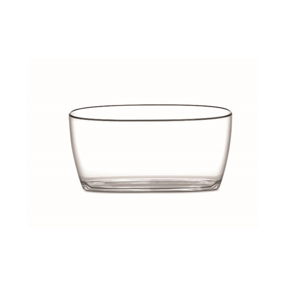 Spumantiera Jeroboam ovale trasparente lt 10,5