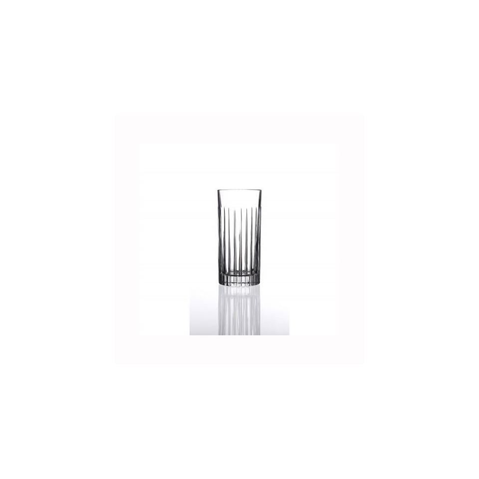 Bicchiere RCR Timeless in vetro lavorato