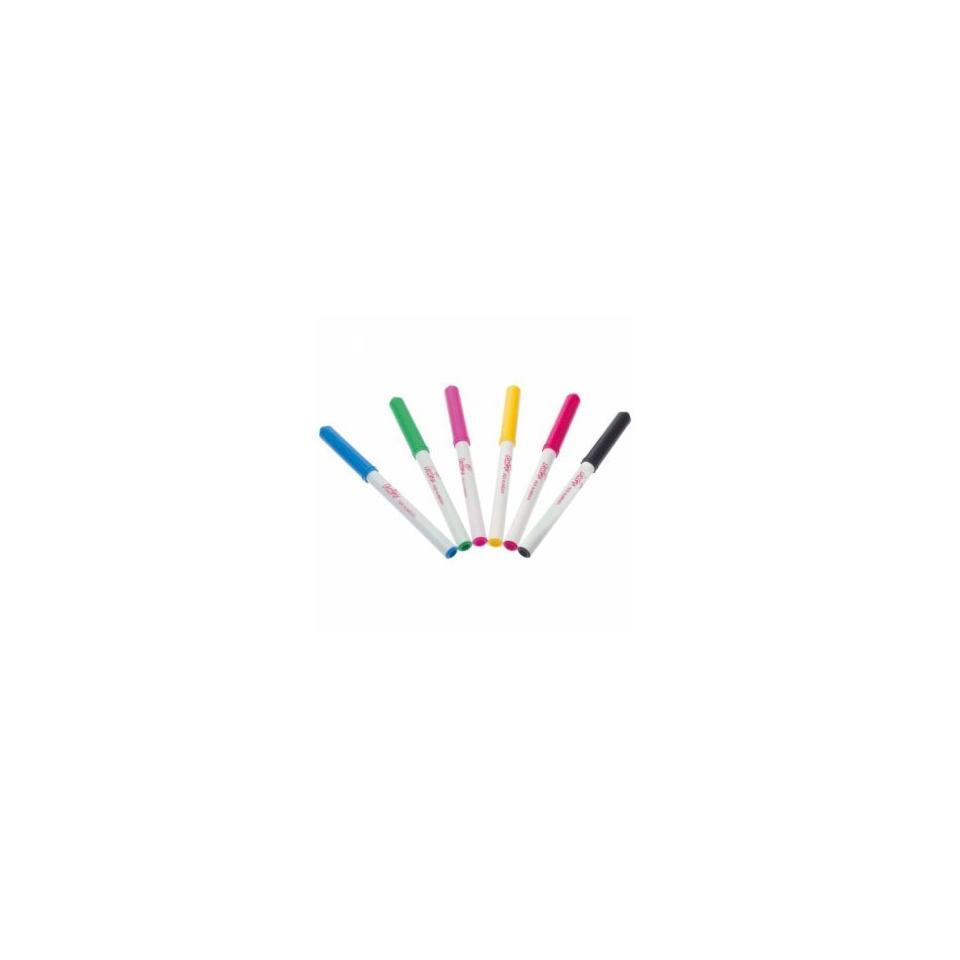 Pennarelli alimentari punta fine colorati
