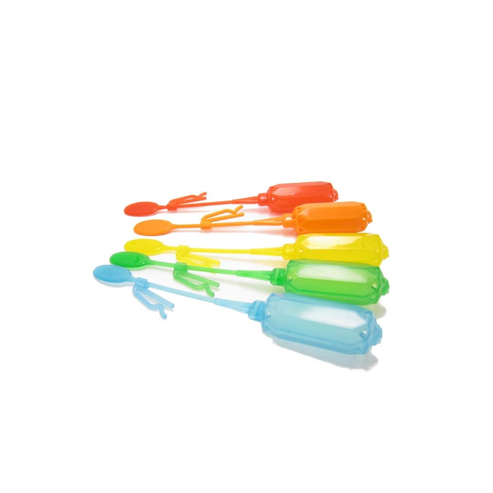 Miscelatori per ghiaccio secco Mistystix colori assortiti cm 17