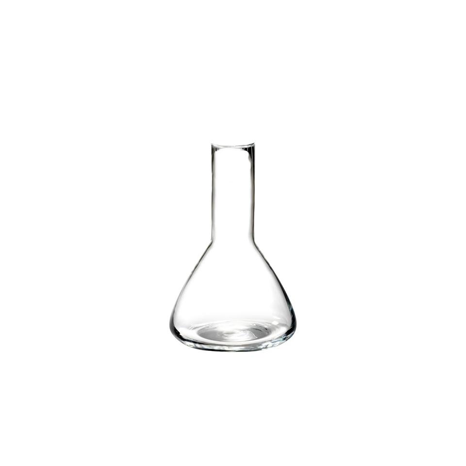 Caraffa per acque minerali nobili vetro 1180ml