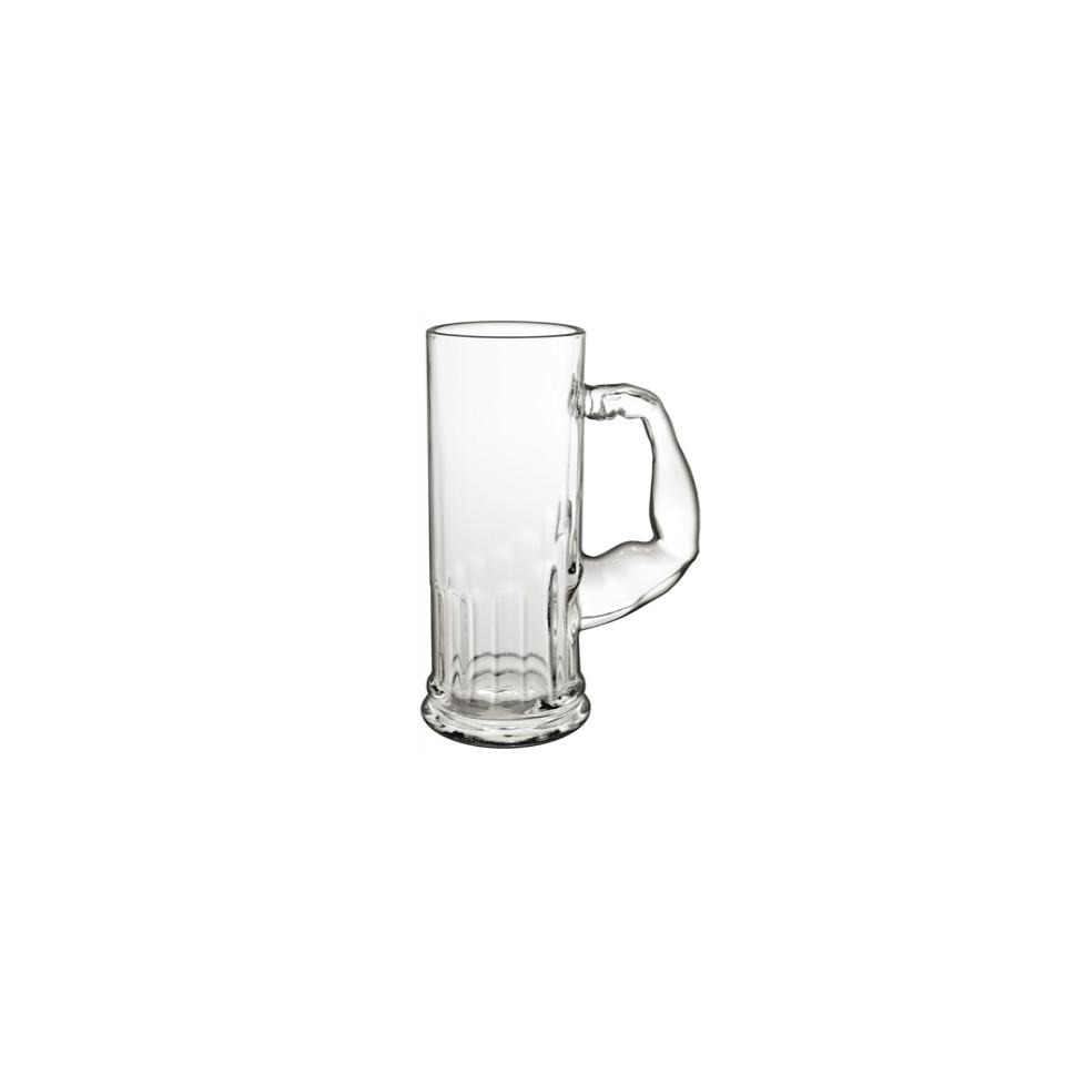 Boccale birra Muscolo lt 0,5