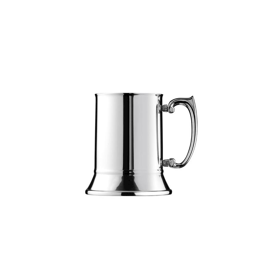 Boccale,mug acciaio con manico 450ml per Blue Blazer