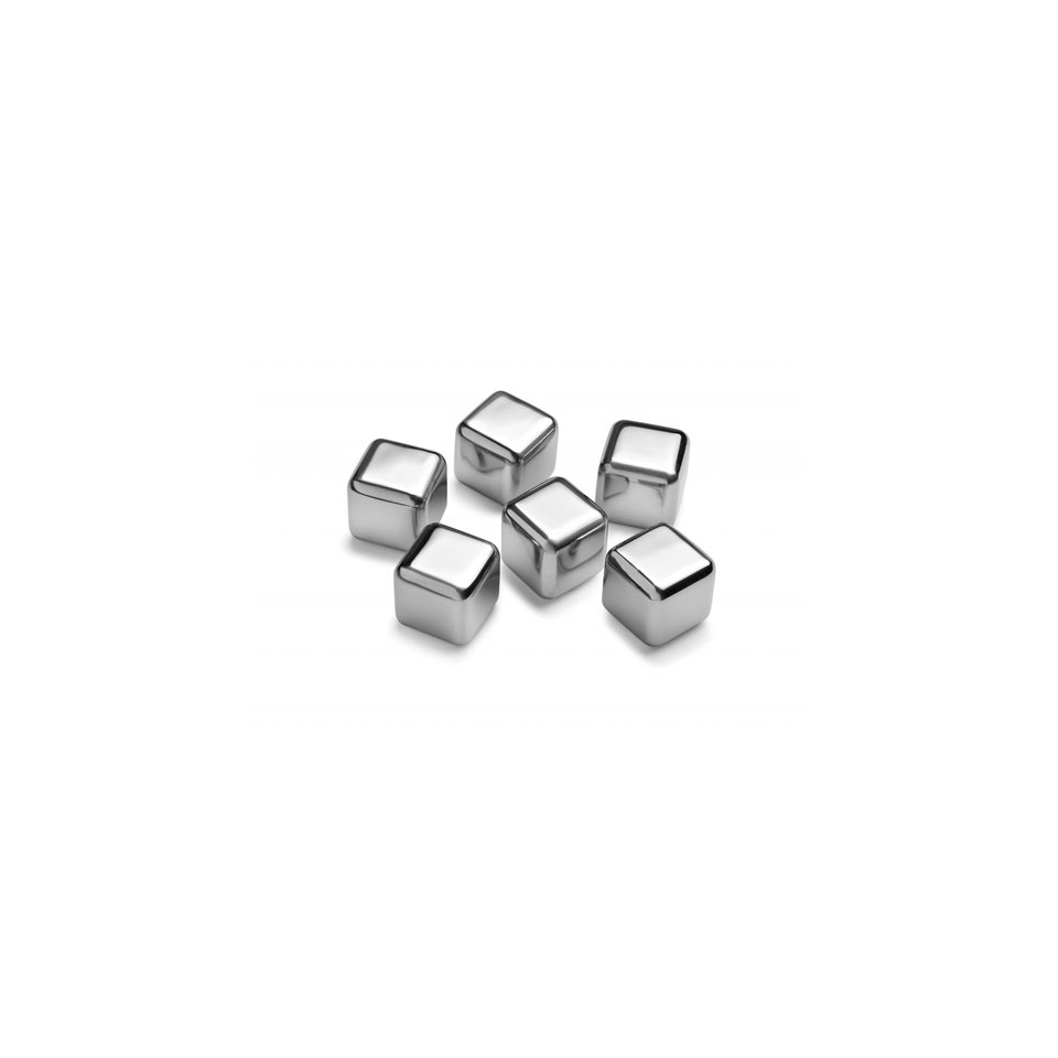 Icecube cubetto Urban Bar in acciaio inox cm 2,7x2,7