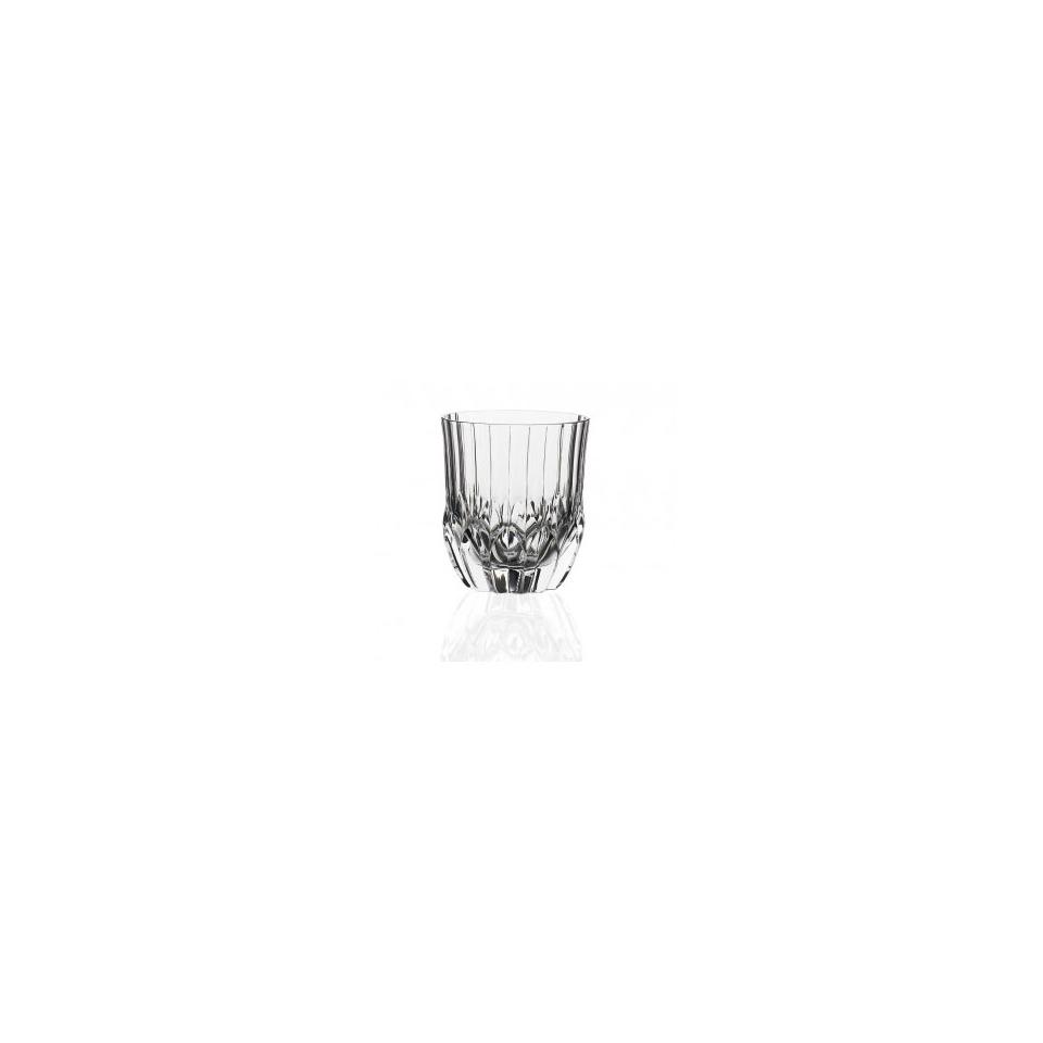 Bicchiere RCR Adagio tumbler in cristallo lavorato cl 35