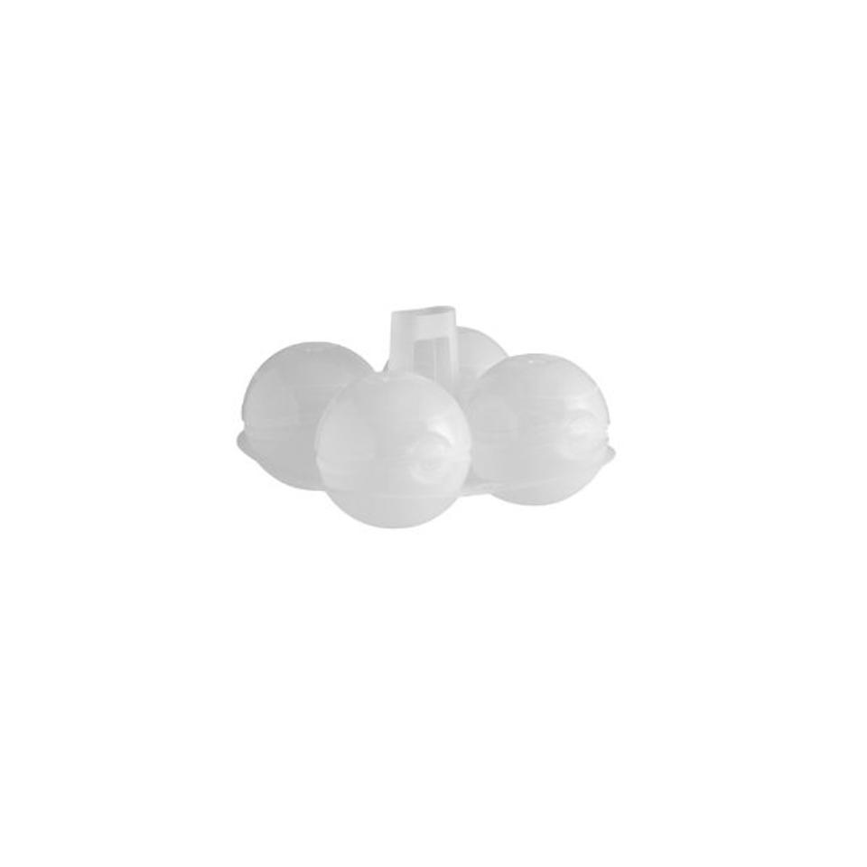 Stampi ghiaccio sfera in silicone cm 6