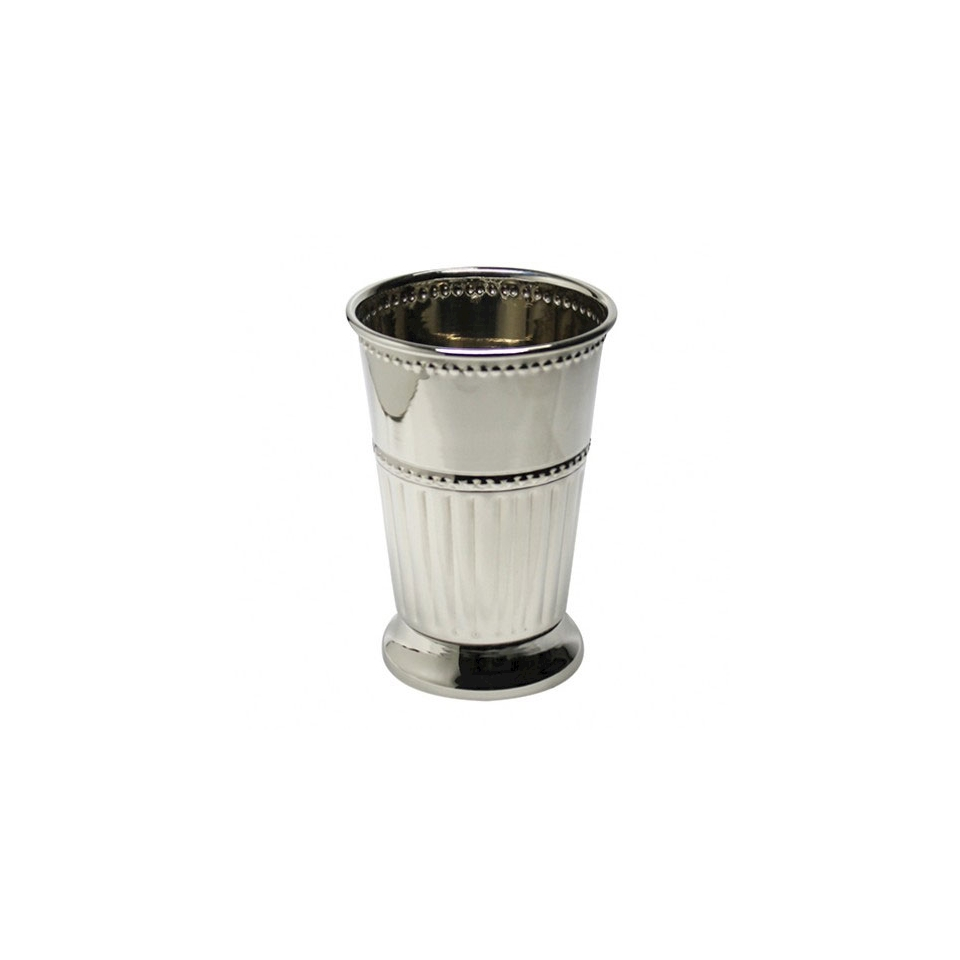 Bicchiere Mint Julep in acciaio lucido cl 37