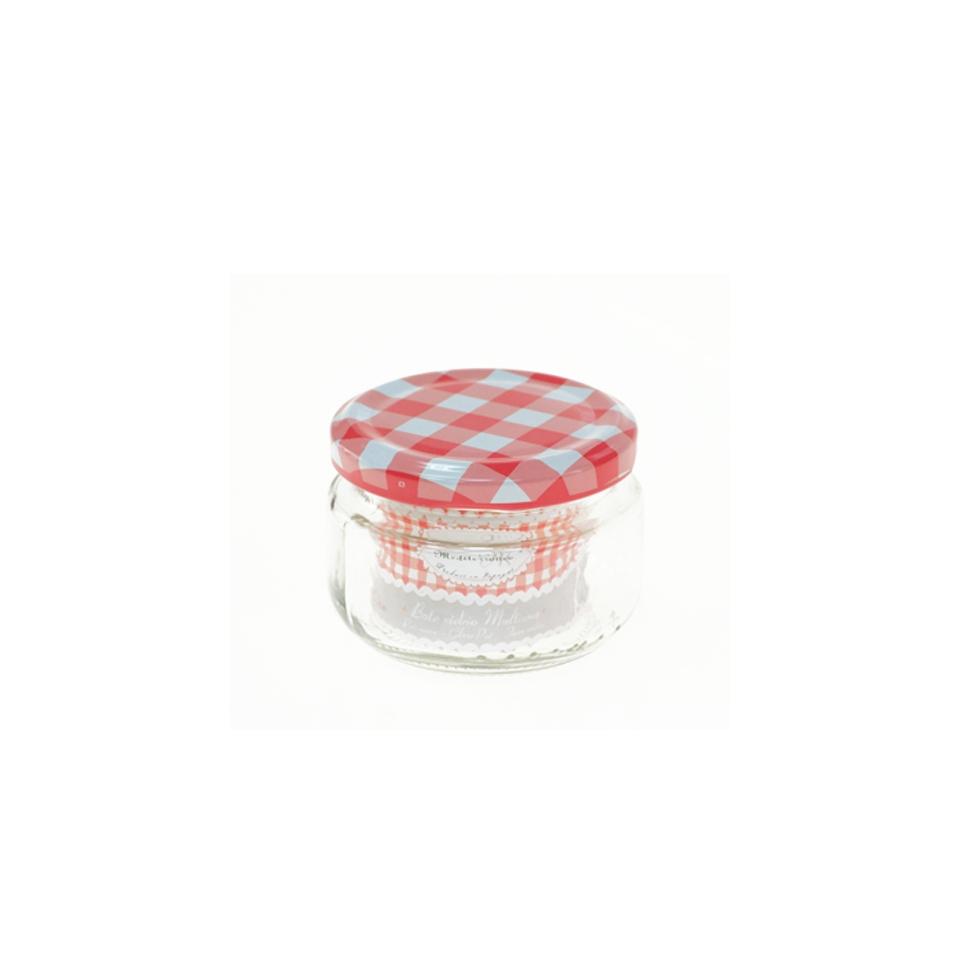 Vasetto multipurpose con tappo cl 13.5