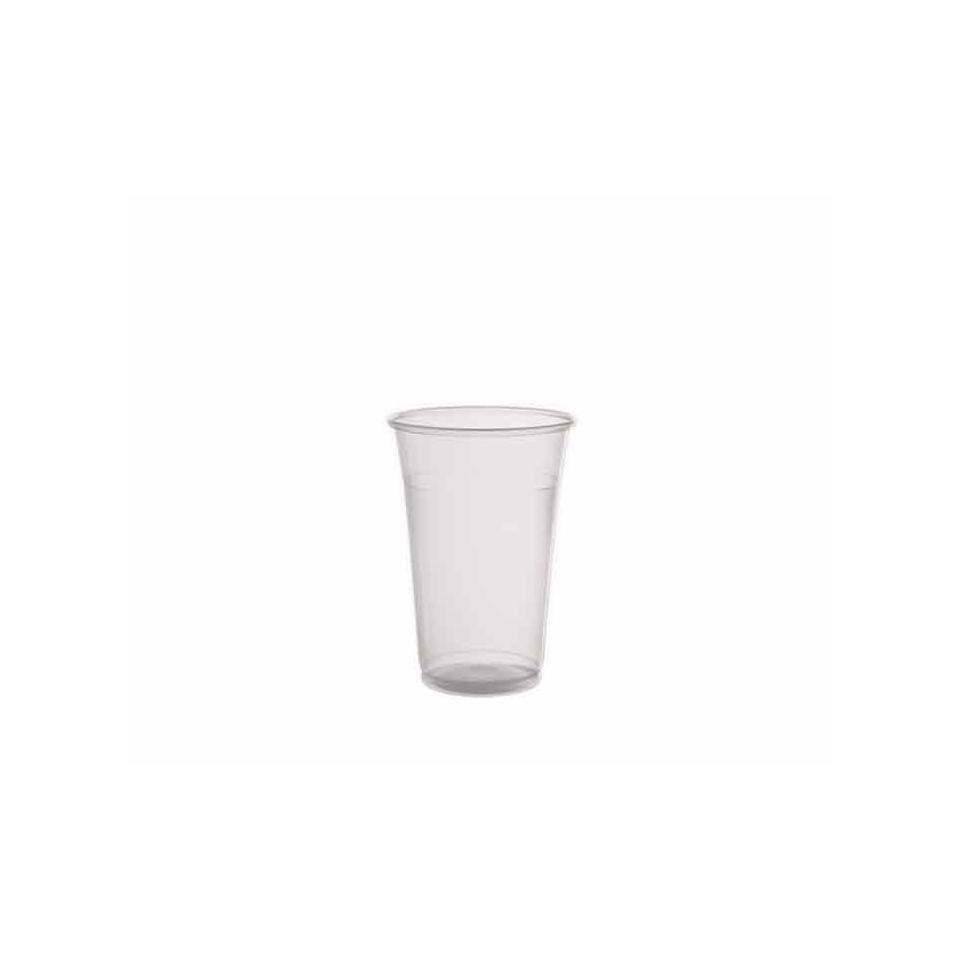 Bicchieri Polipropilene trasparente cl 40