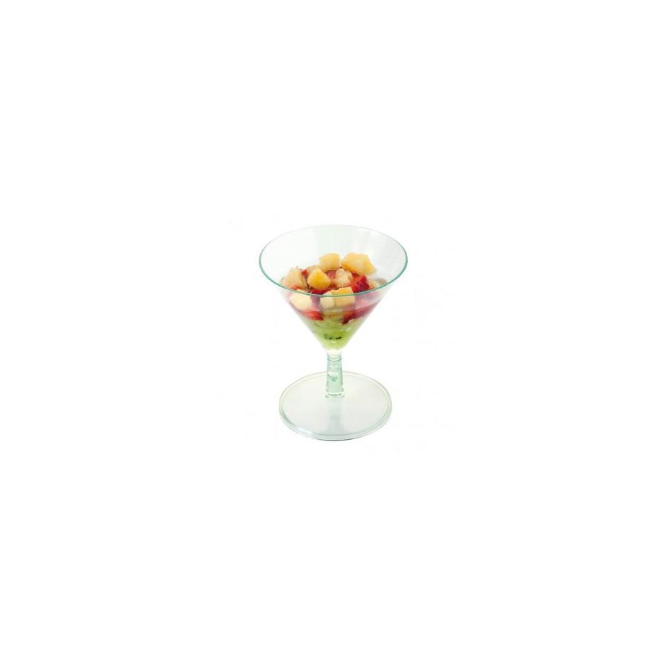 Coppette mini Martini in plastica