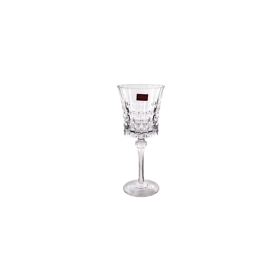Calice acqua Lady Diamond in vetro cl 26