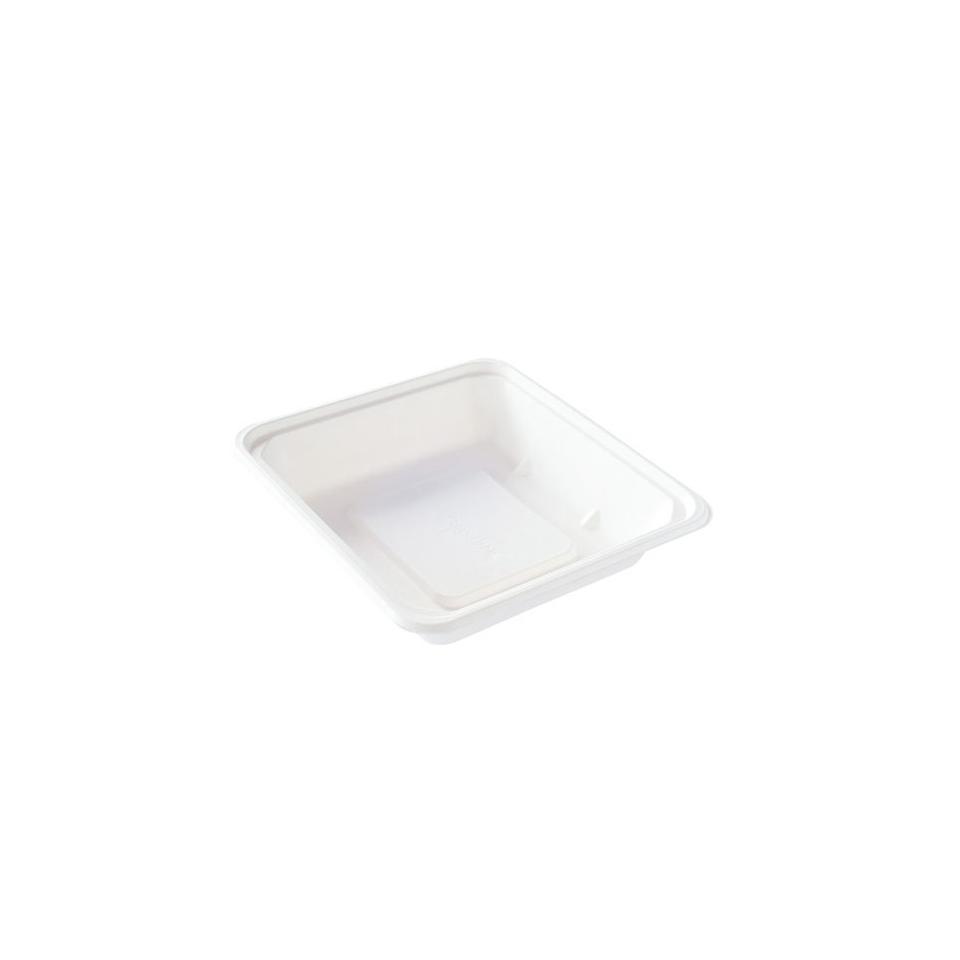 Contenitori alimenti Duni in polpa di cellulosa cm 22,8x20,7