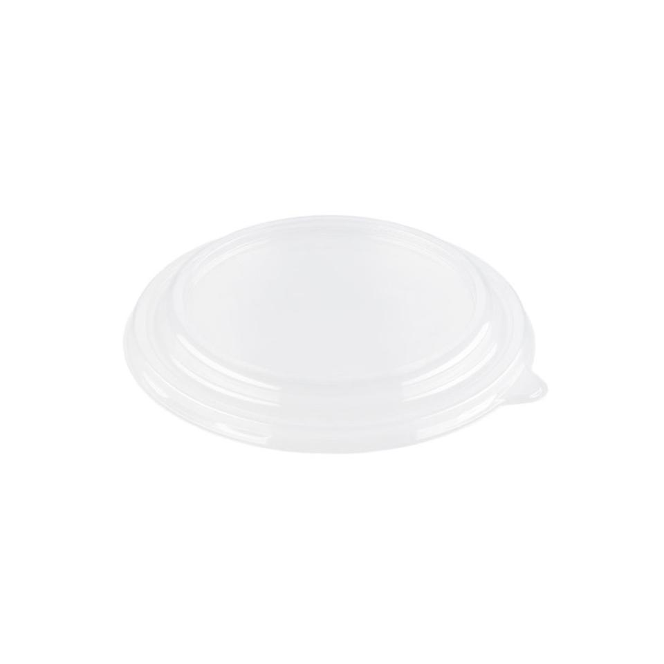 Coperchi monouso in apet trasparenti cm 15,5