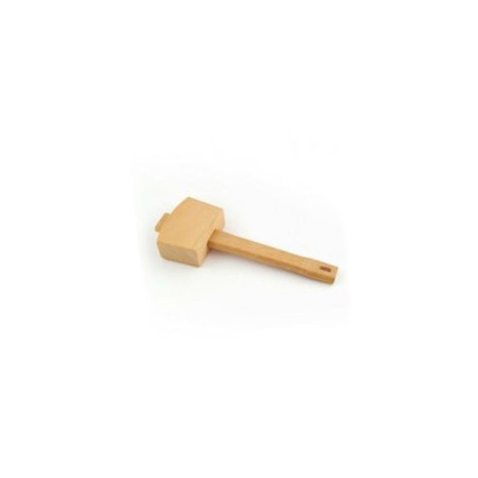 Martello per ghiaccio in legno cm 34