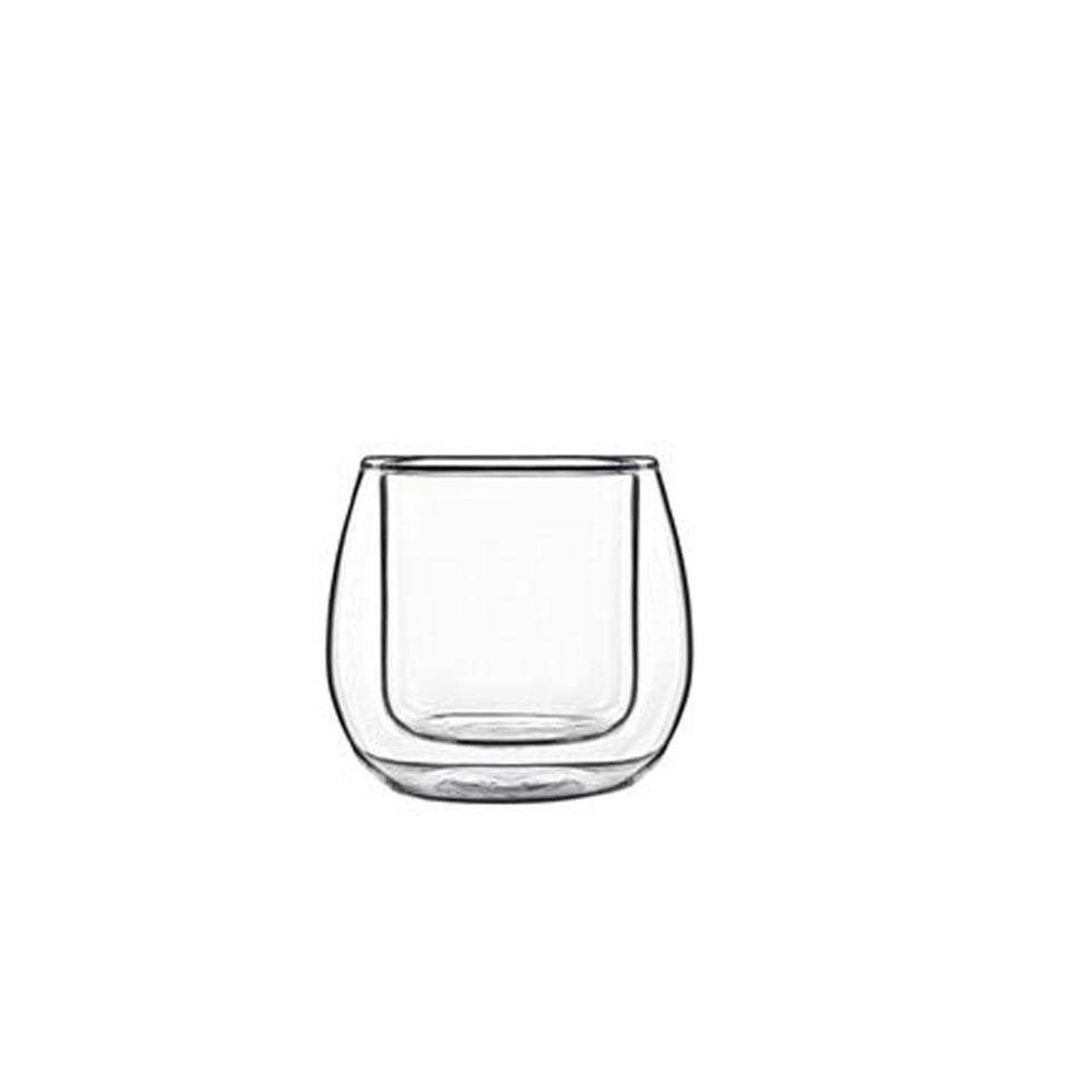 Bicchiere termico Ametista Bormioli Luigi in vetro