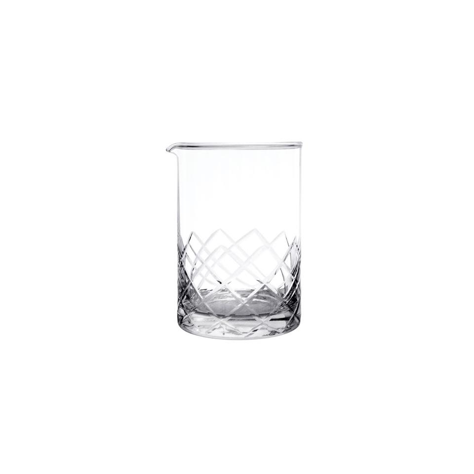 Mixing glass Paddle Maxi stile Yarai in vetro cl 80
