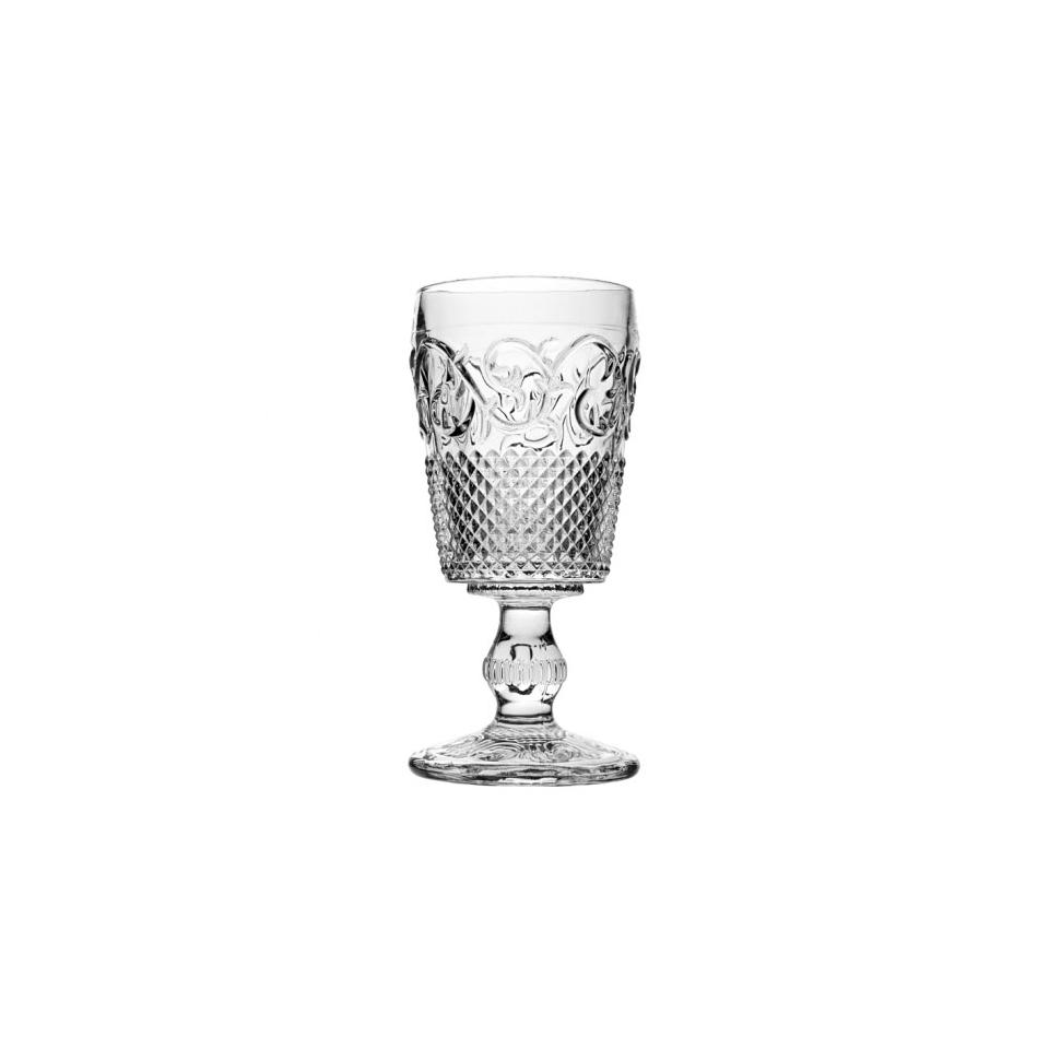 Calice Gabriel vintage modello Goblet in vetro cl 33