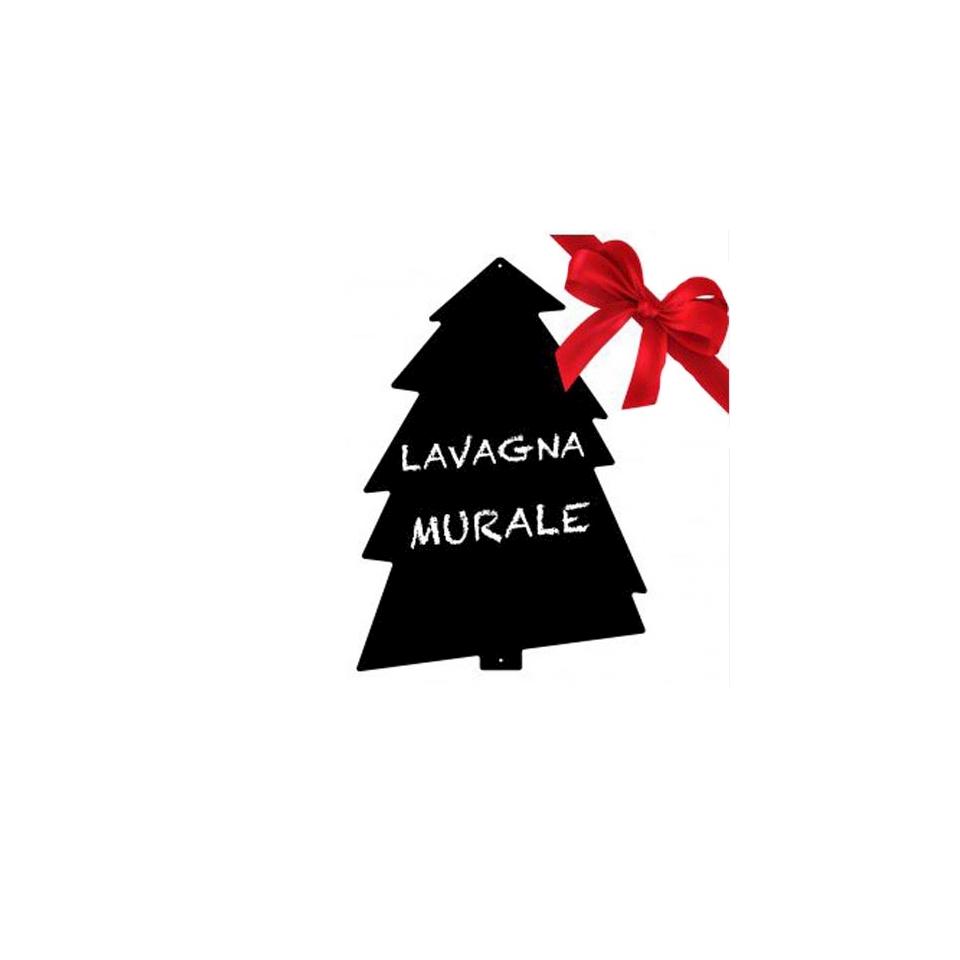 Lavagna a muro albero di Natale cm 71