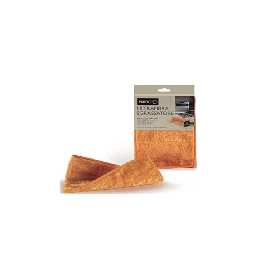 Panno Ultrafibra sgrassatore in viscosa cm 23x17