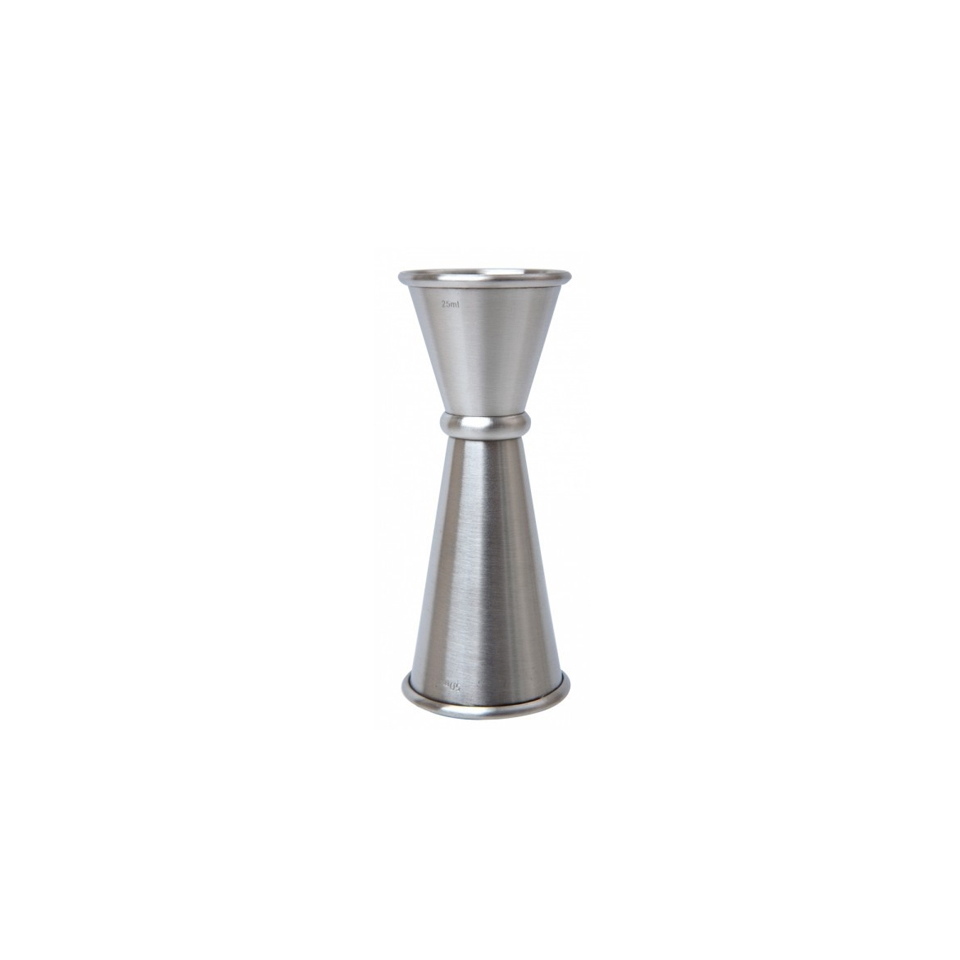 Jigger Mezclar in acciaio inox (stainless steel) cl 2,5 e 5