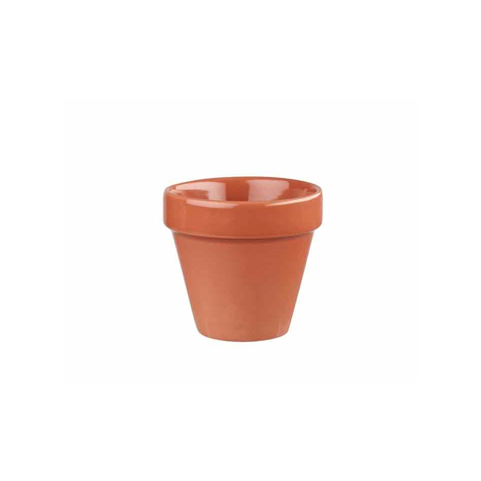Vasetto Paprika Churchill in ceramica vetrificata