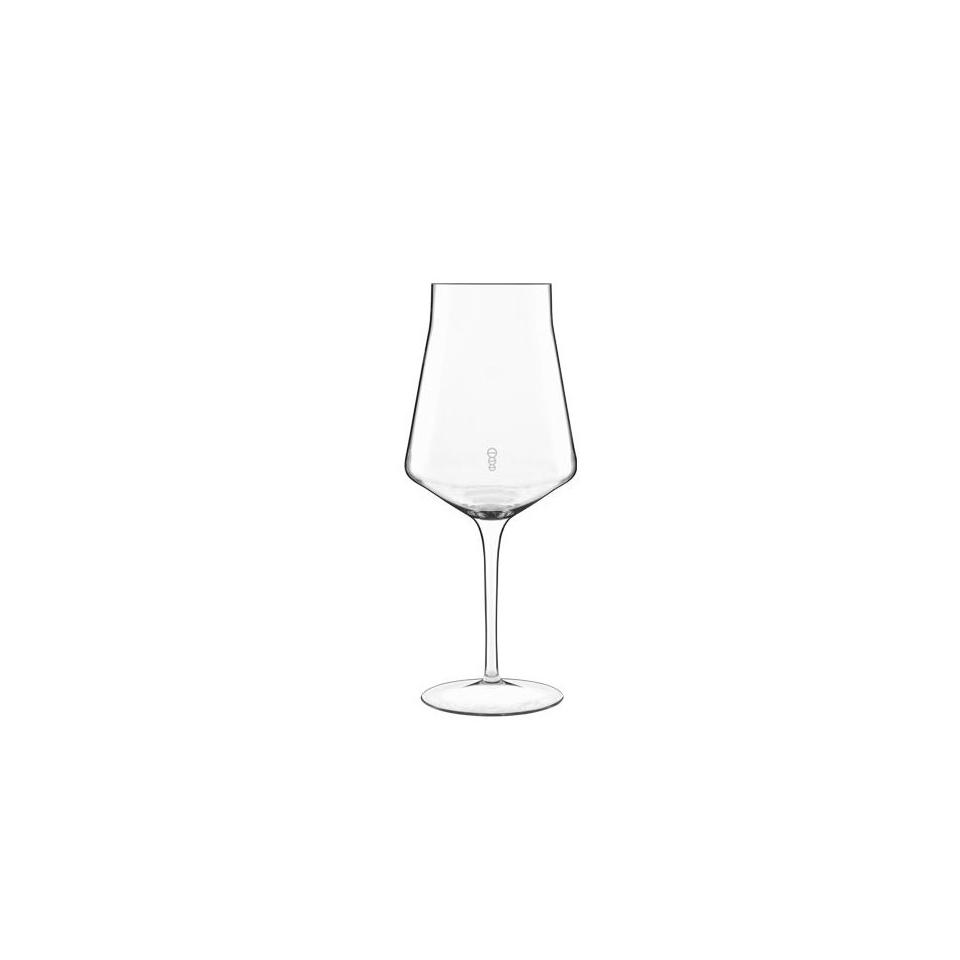 Calice Grangusto Luigi Bormioli con tacche in vetro cl 51