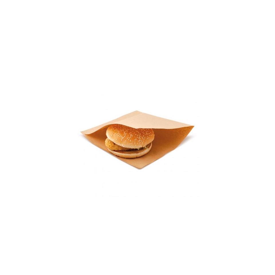 Sacchetti porta panini con doppia apertura cm 18x18,2
