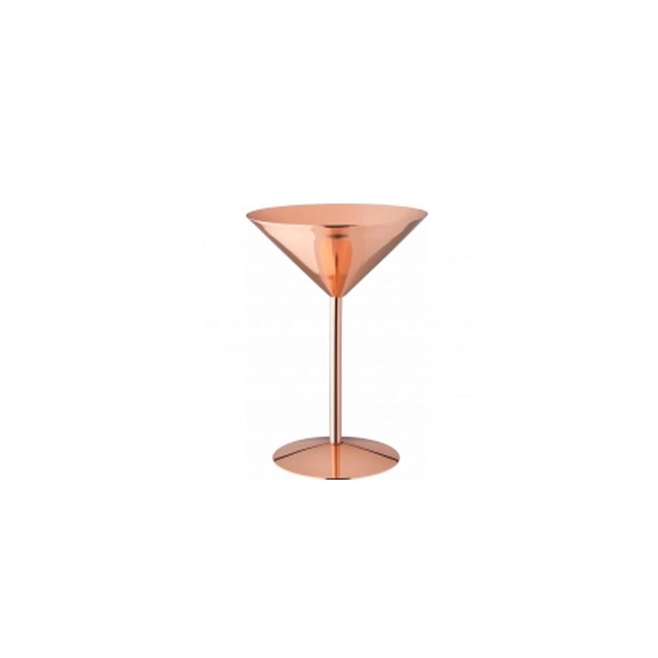 Coppa Martini in rame cl 23
